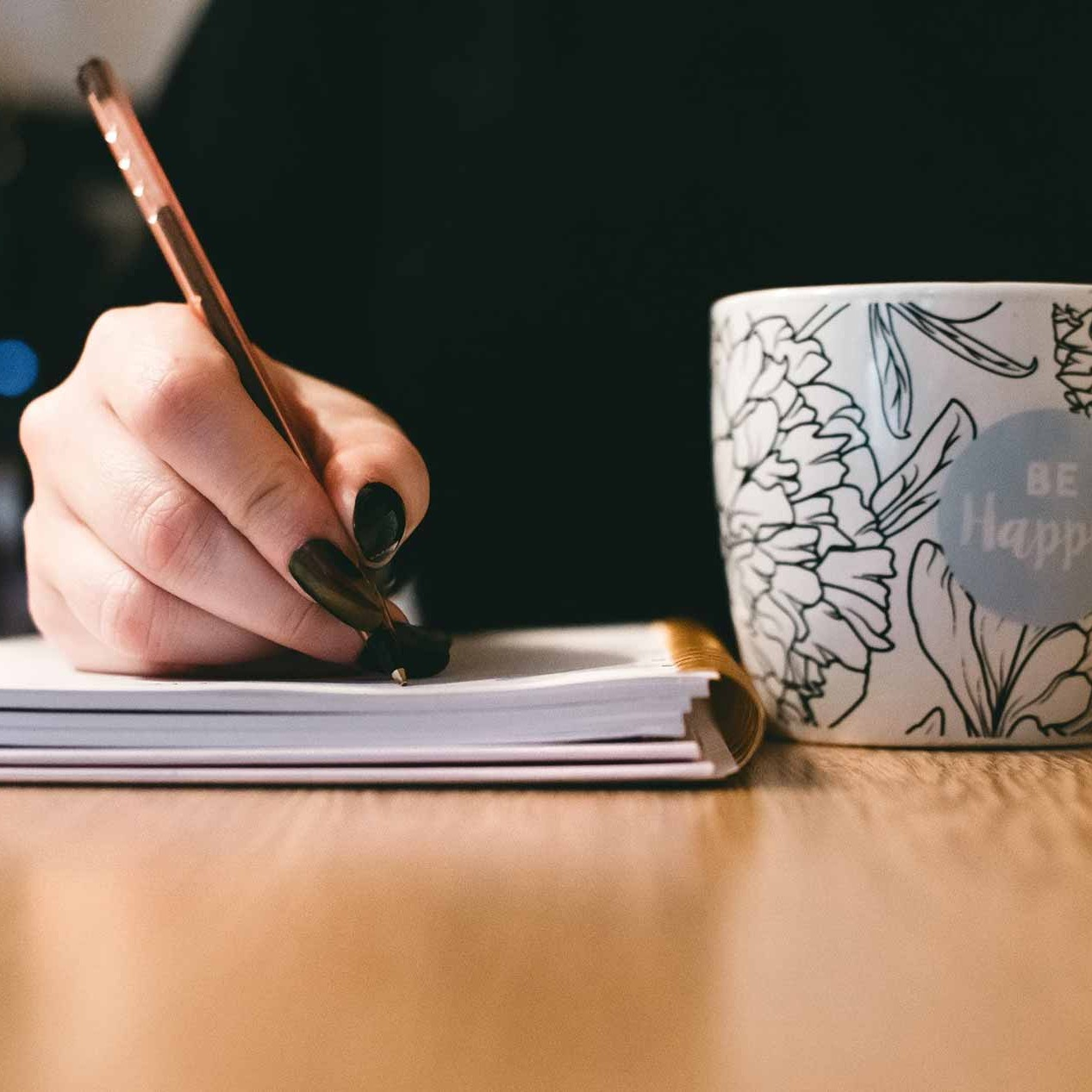 Incorporating Therapeutic Writing into our lives