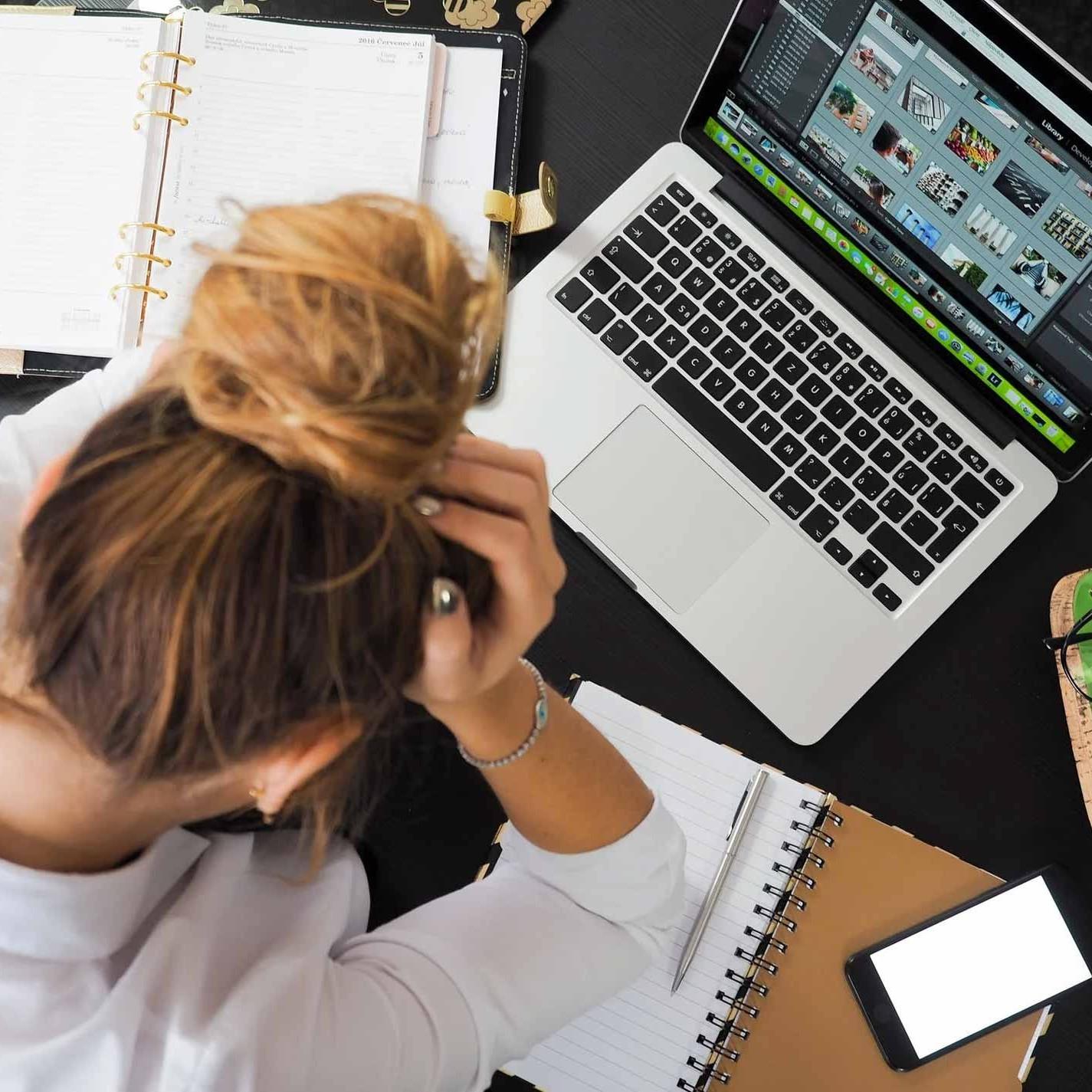 El estrés laboral: un problema generalizado. Una solución compleja.