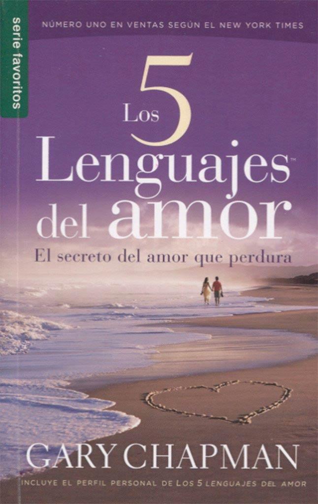 Recomendación del libro: Los 5 lenguajes del amor