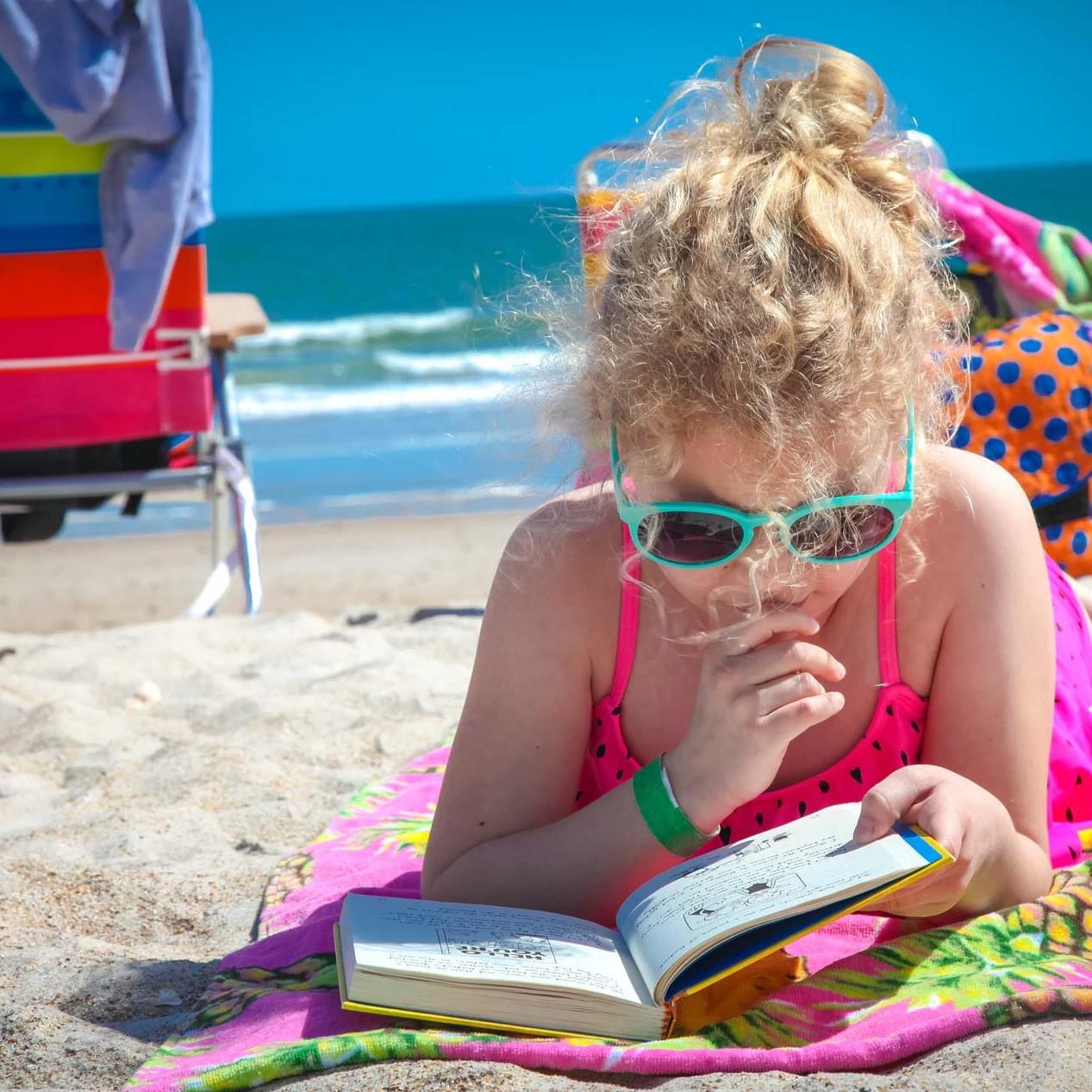 Reforzar la lecto-escritura de nuestros hij@s en vacaciones