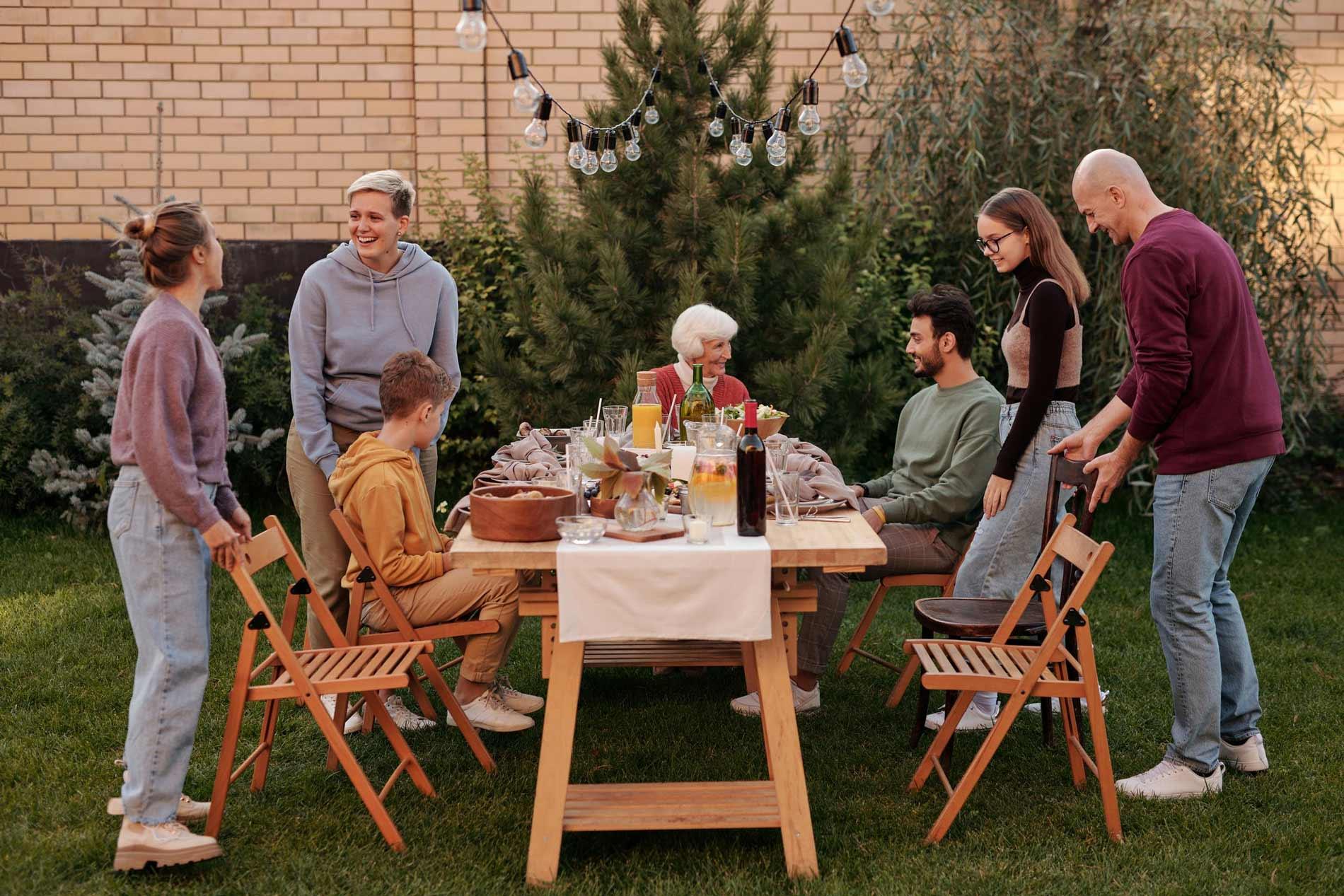 Construyendo familias: Los rituales
