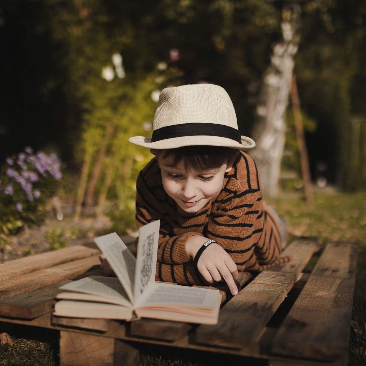 Aprendizaje y lenguaje en verano