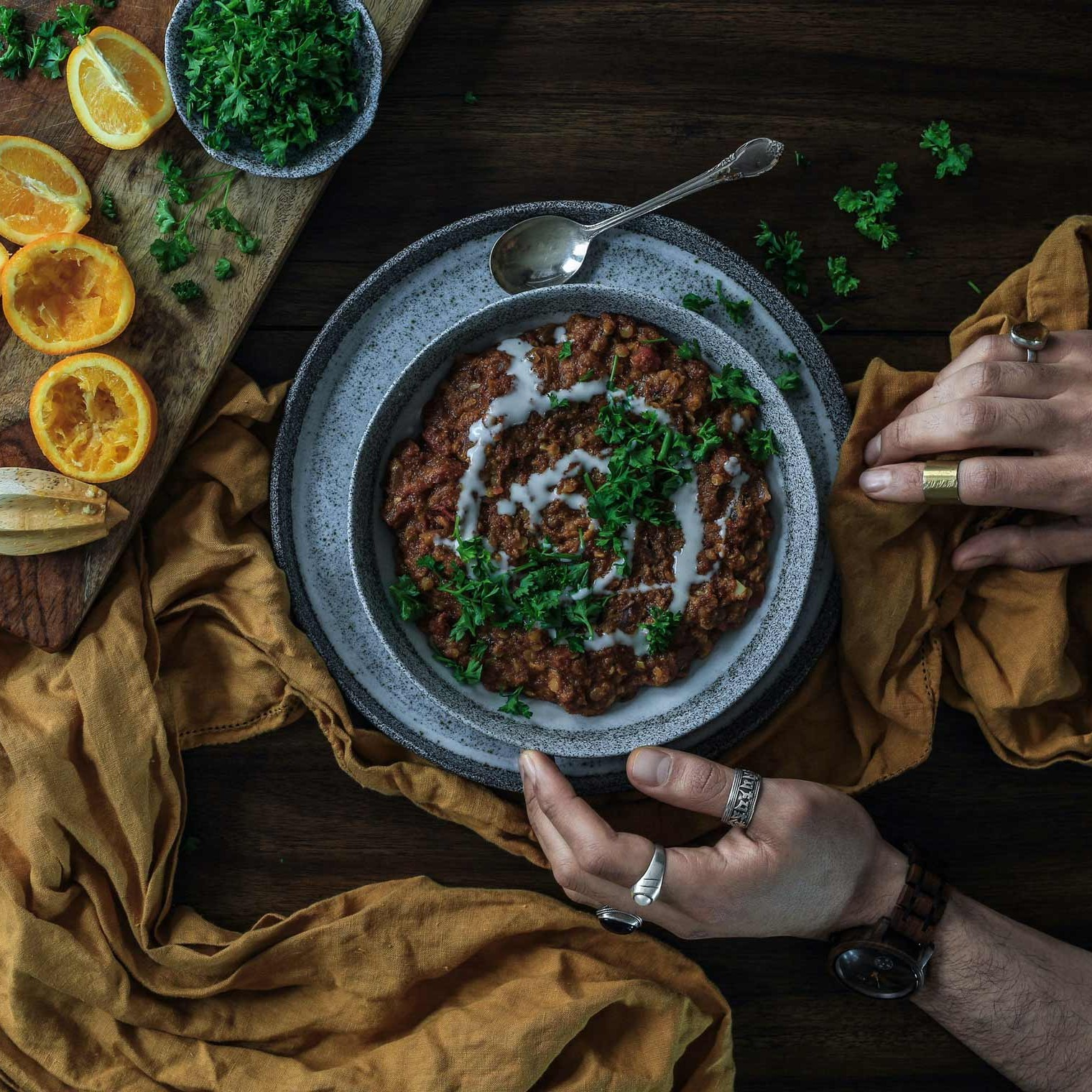 Everyday Dal + A Two-Minute Reset