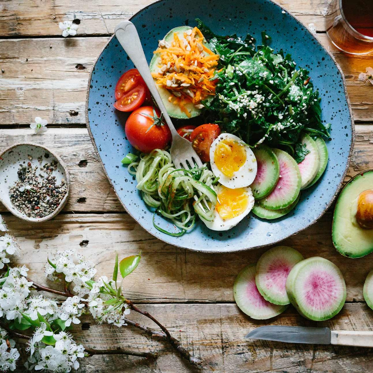 Food Quality, not Quantity, is Key to Health