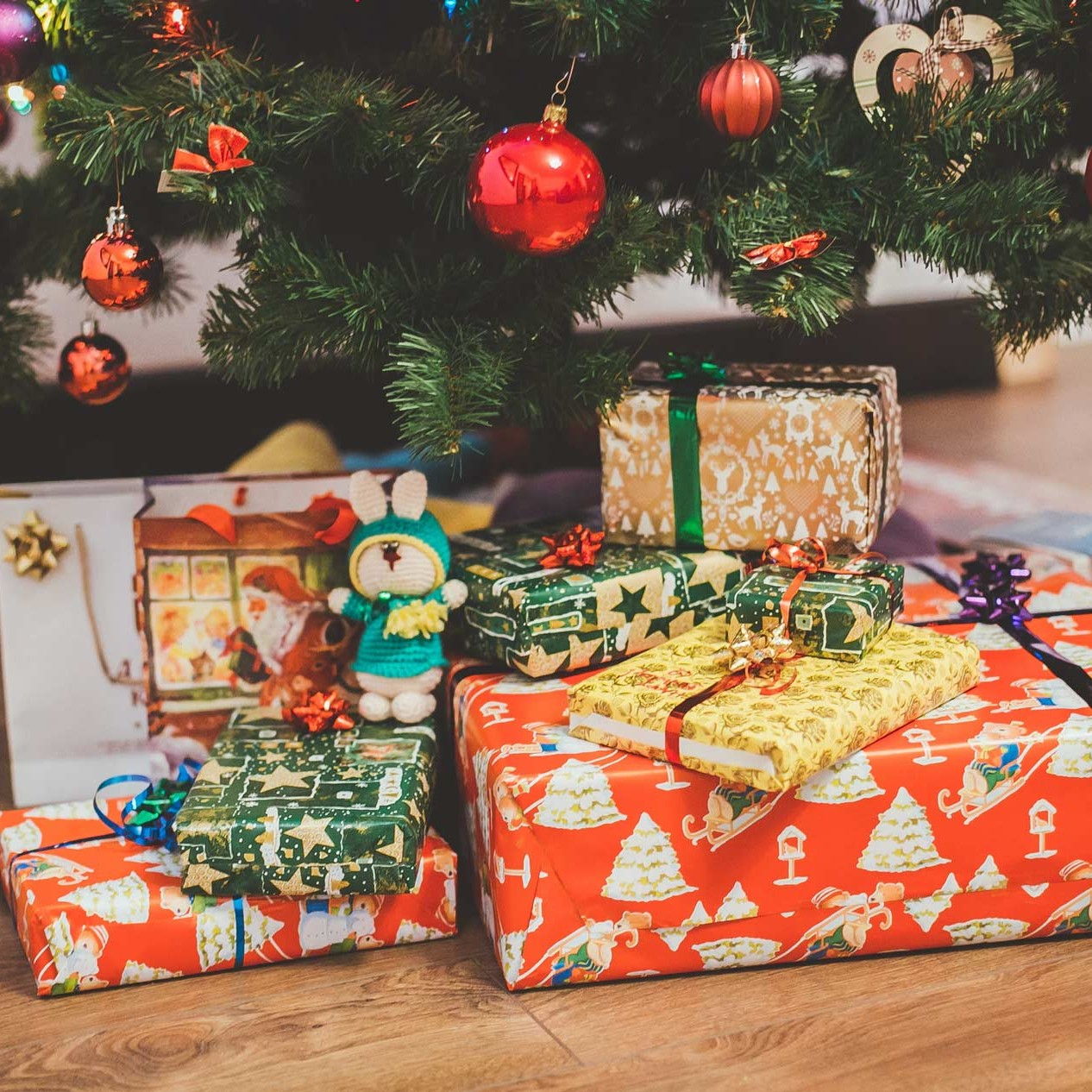 Happy Holidays! Is it all about the Presents?