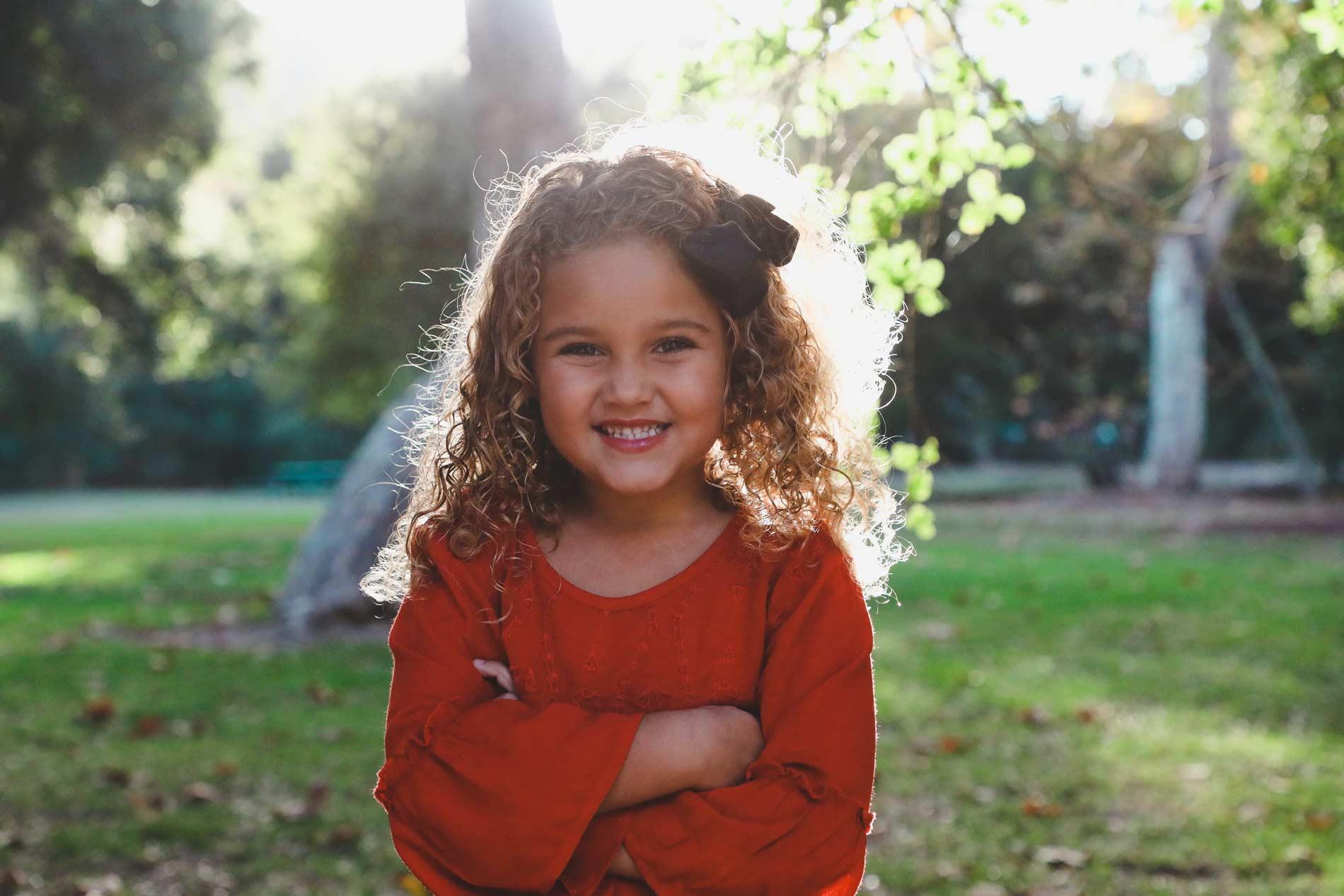 Los Niños y La Gratitud