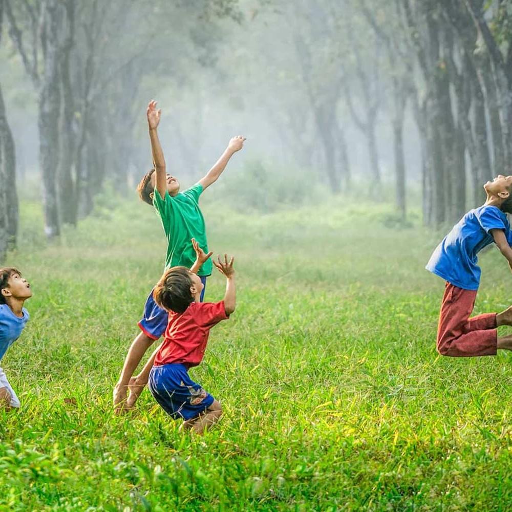 Bienestar Emocional en niños y Adolescentes