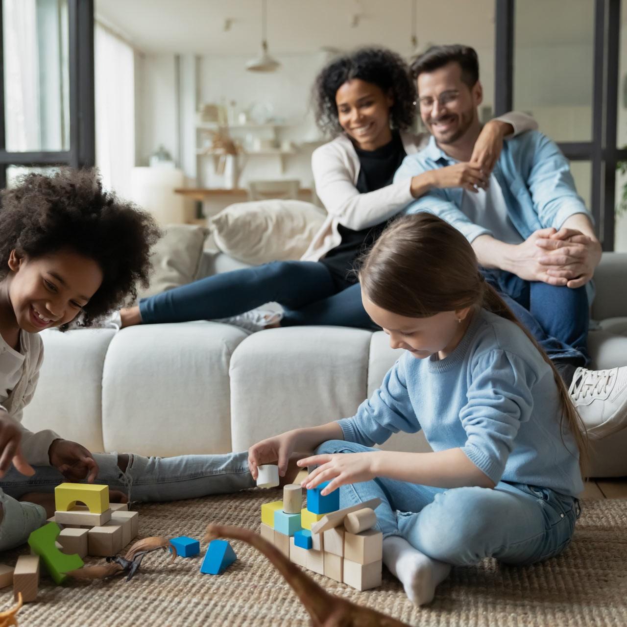 Evaluación, asesoramiento y seguimiento a familias multilingües