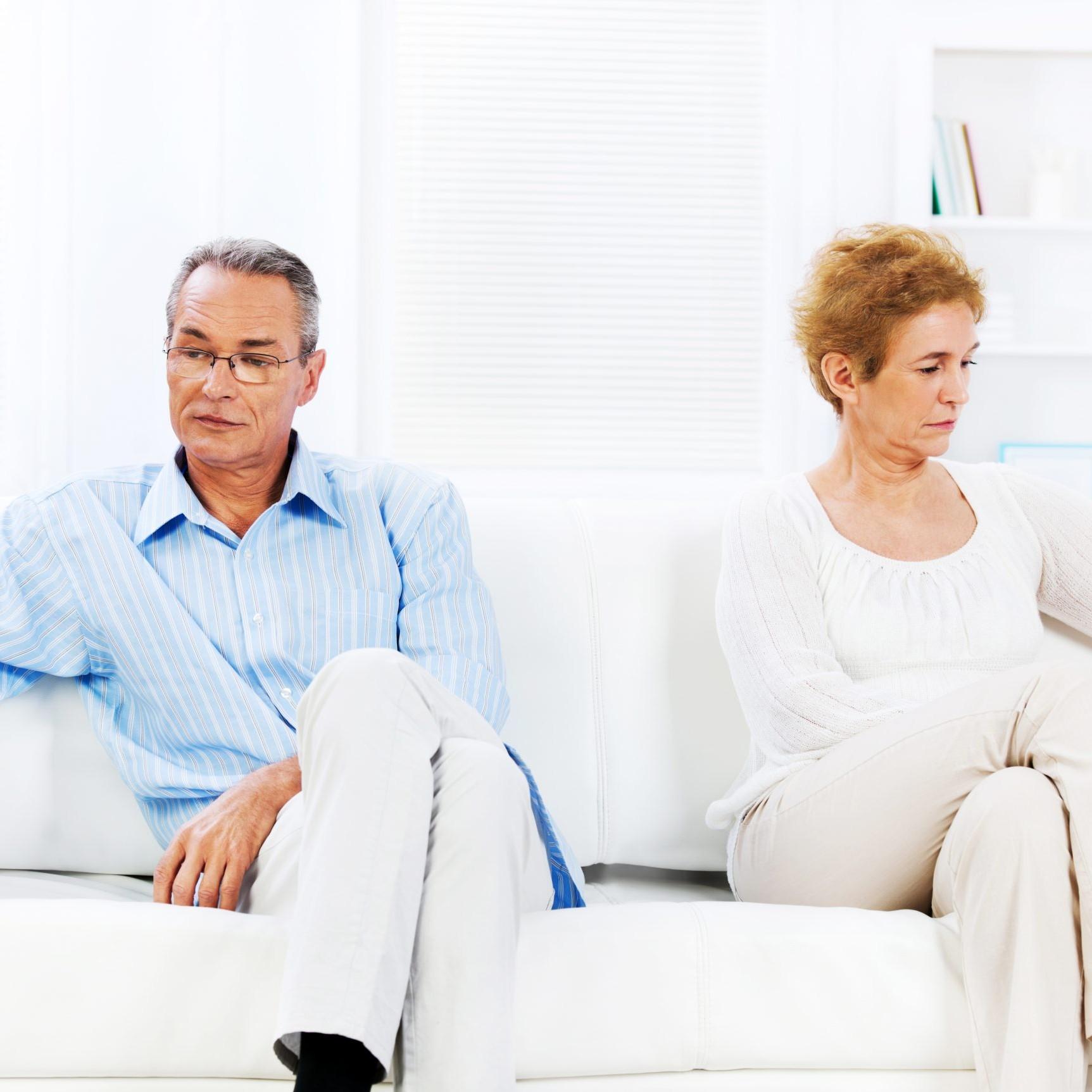 el maltrato en la pareja