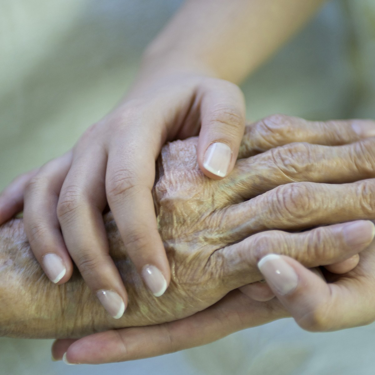 What can we do if we are told that a family member has cancer?
